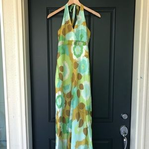 Odille for Anthropologie Maxi Dress NWT Size 2